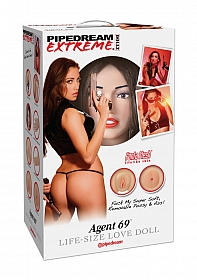 Agent 69 - Life-Size Love Doll