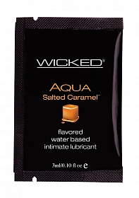 Aqua - Salted Caramel Packette - 0.10oz