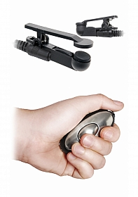 Shock Therapy Nipple Clamps
