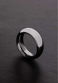 Donut C-Ring  (15x8x35mm) - Brushed Steel