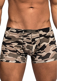 Commando Mini Short - Camo