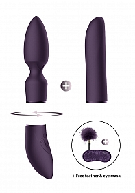 Pleasure Kit #4 - Purple