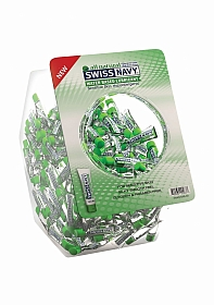 All Natural Lubricant 10ml - Fishbowl - 50 pieces